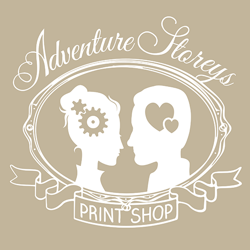 Adventure Storeys Print Shop