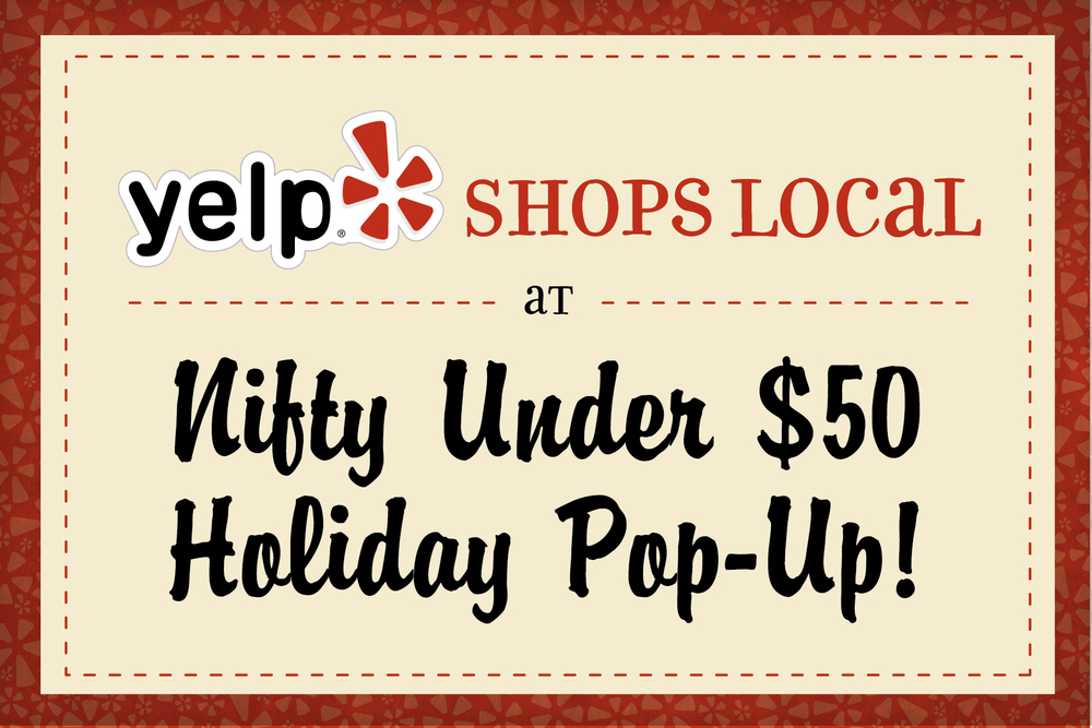 Yelp Nifty Under $50- LA