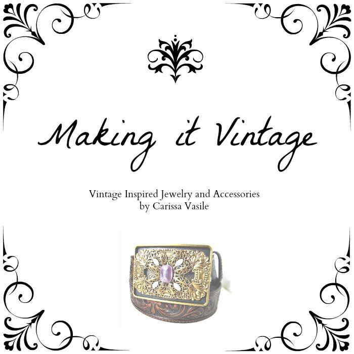Making it Vintage