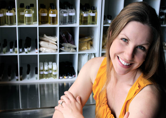 #ahasmember Stacia of Handcrafted Honey Bee