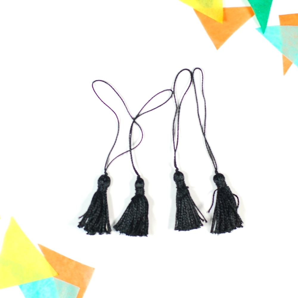 Mini Tassels from PaperMart