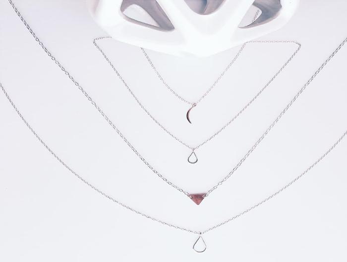 Jewelry from Jenét's line FMD Jewelry.