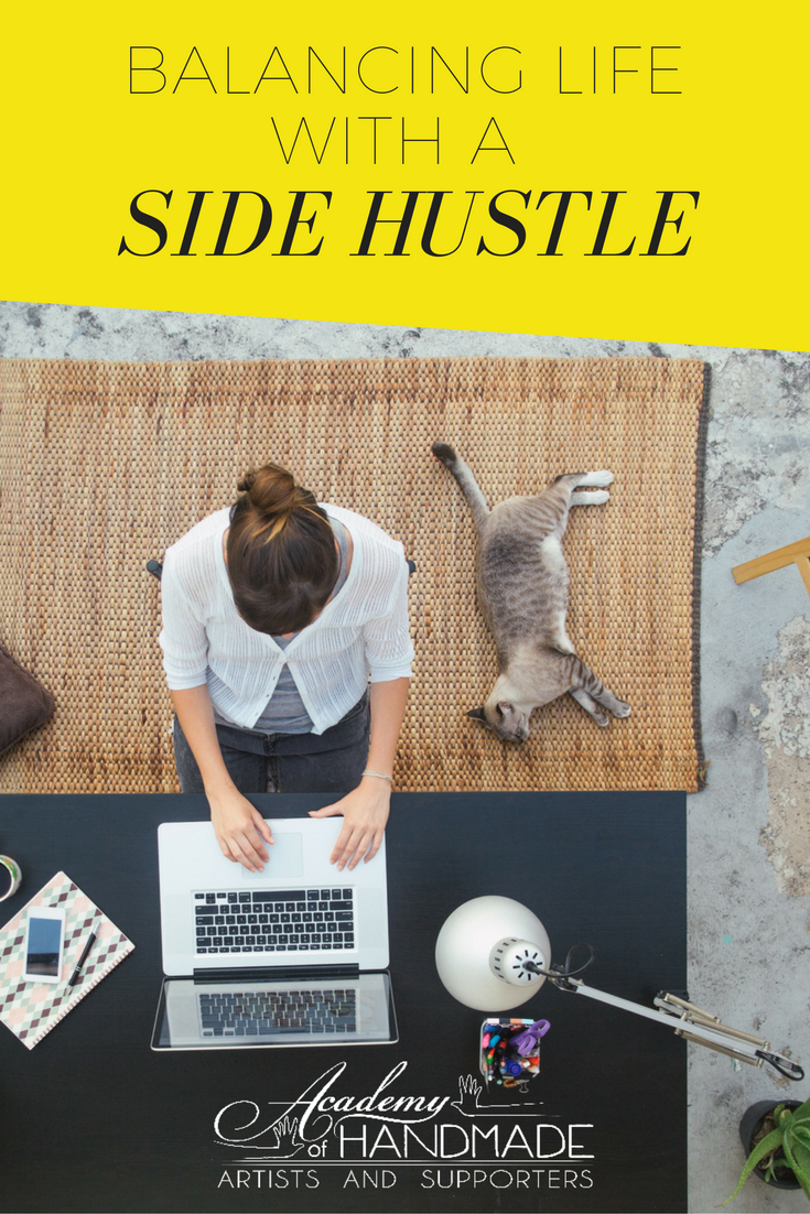 side-hustle-cat-office