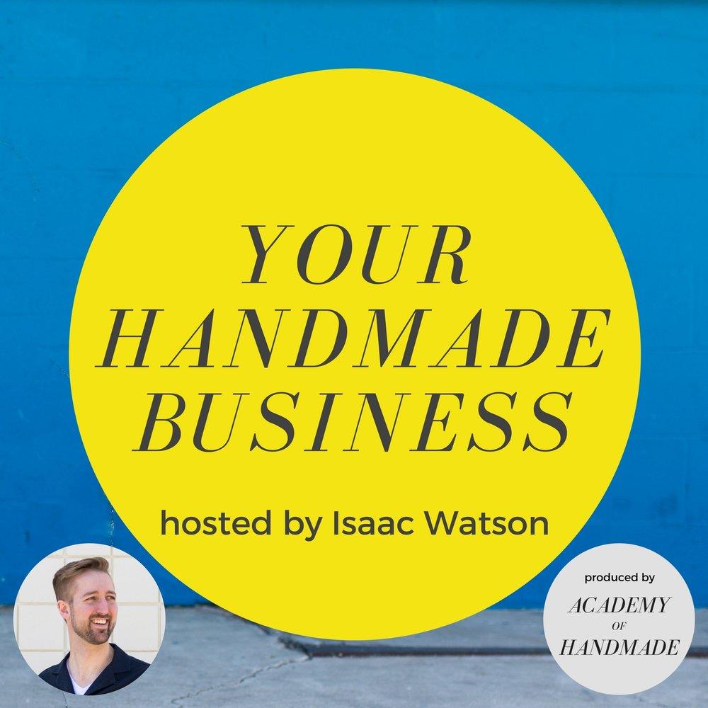 Podcast Episodes — Academy of Handmade