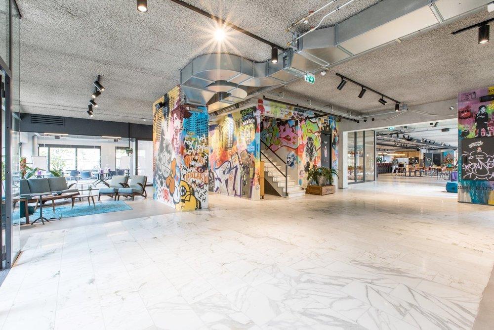 Xebia Hilversum Studio Noun