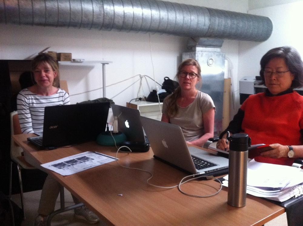 Copy of Workshop Digitaltryck, KKV June 2016