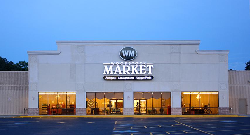 woodstock antique market woodstock ga