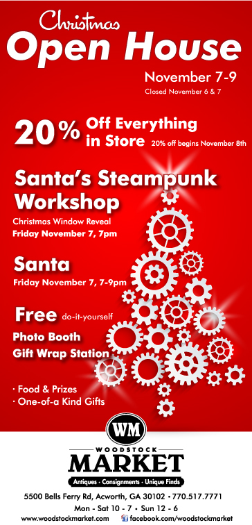 on saturday and sunday 118 119 the fun of the christmas open house continues with 20 off store wide enjoy early shopping at 9am saturday with 5 - 7 11 Open On Christmas