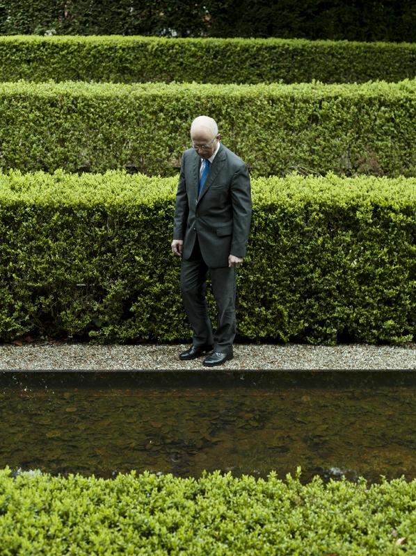 Prof. Dr. Martin Janssen  Bankprofessor, Ecofin-Gruppe, Universität Zürich
