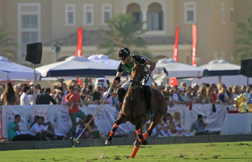Facundo Sola - Foto: UAE Polo