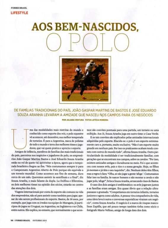 Revista Forbes Brasil