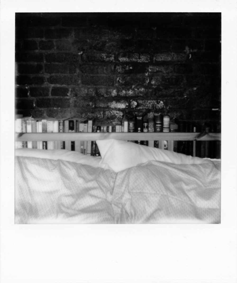 My bed, bed stuy, brooklyn