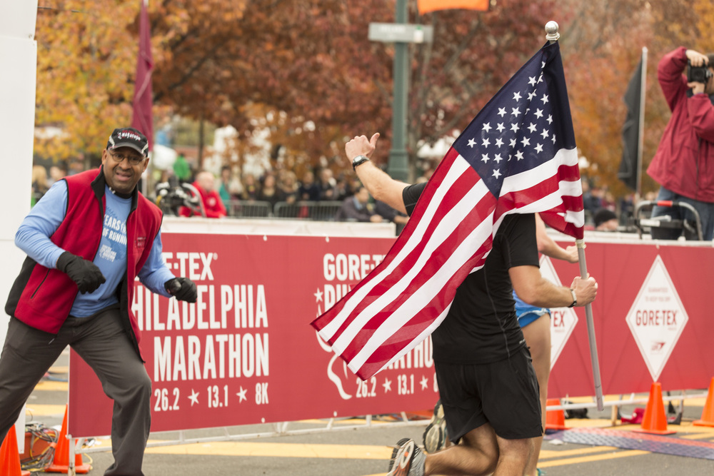 Philly Marathon 2013