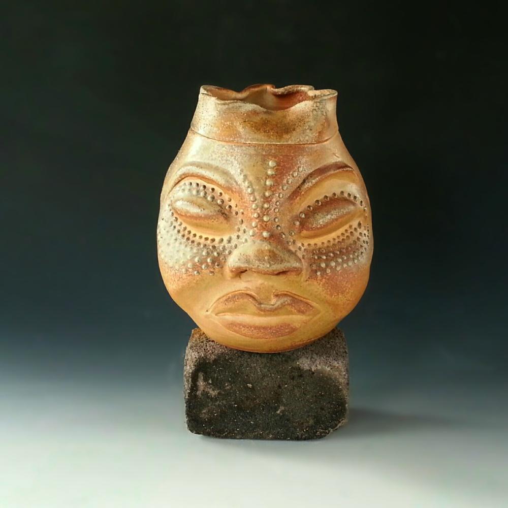 Carren's face vessel