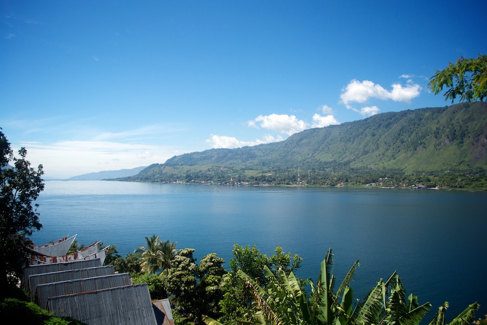 It's quiet, it's peaceful, it's beautiful - it's Lake Toba
