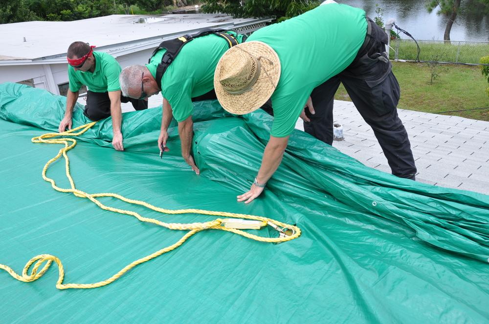 Teamwork, efficient crews