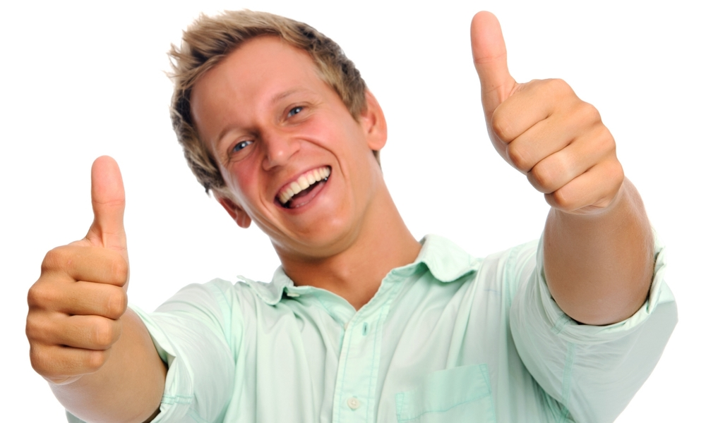 Happy customers, happy insured.
