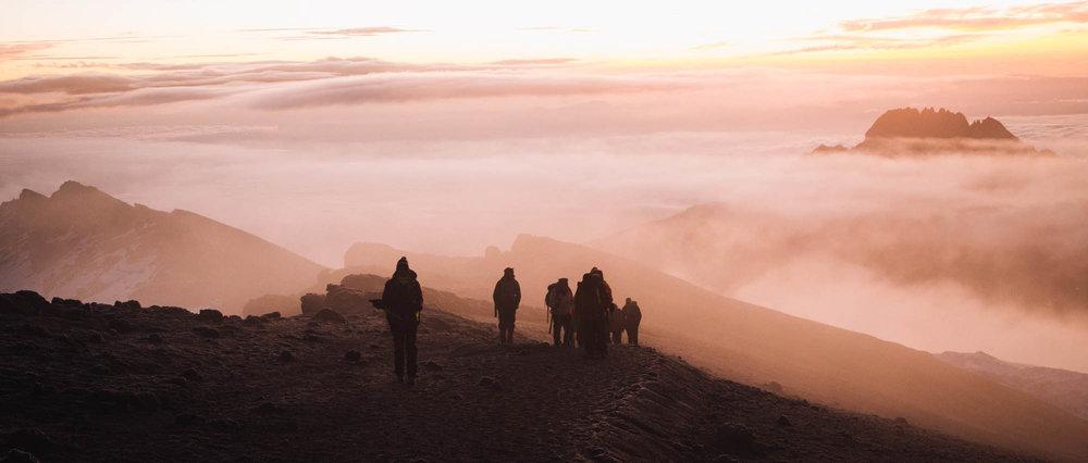 Kilimanjaro - Tanzania // Africa