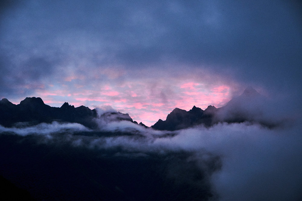 Salkantay Trek - Andes Mountains // Peru