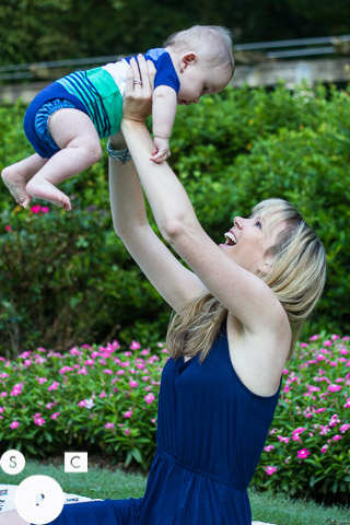 Atlanta Mother Son Photography