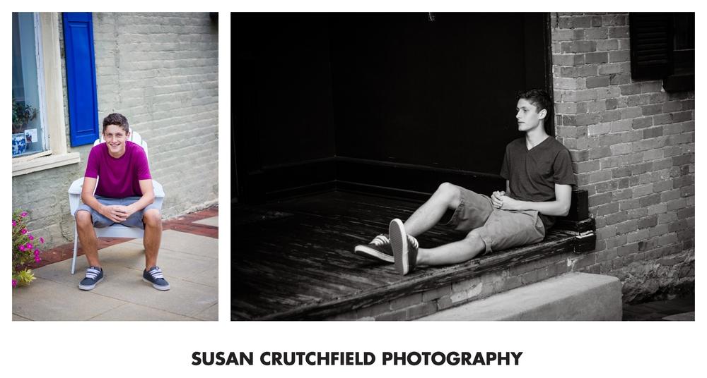Newnan senior photography