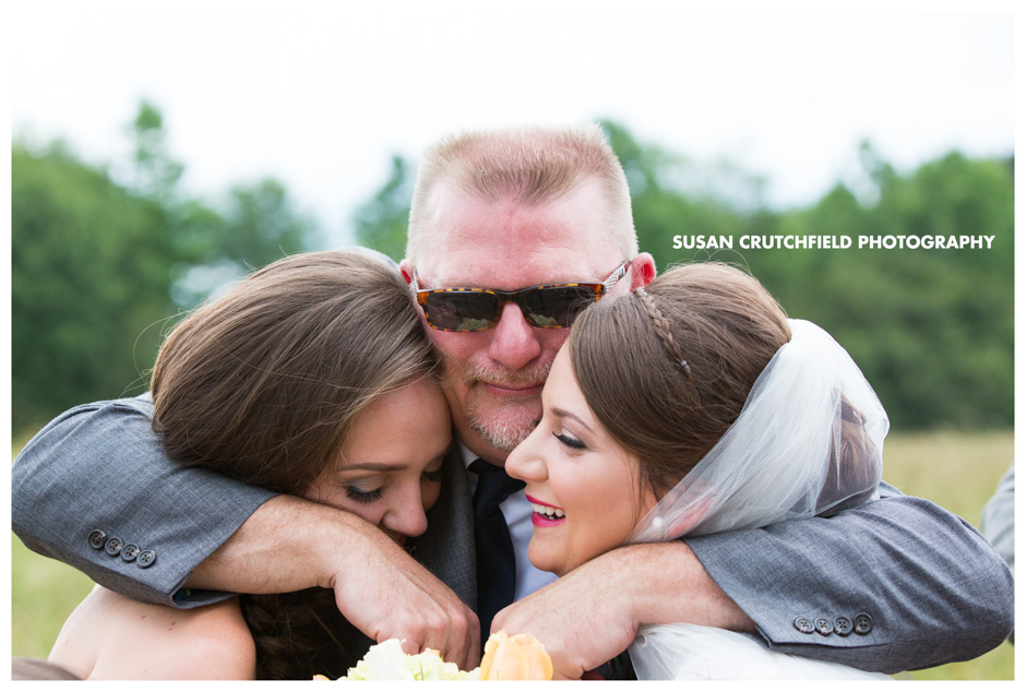 Carrollton Wedding Photographer Emotional Dad