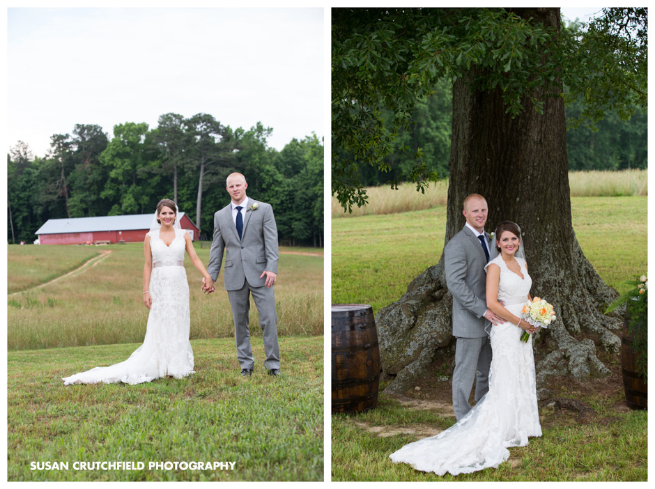 Carrollton Wedding Photography Bride and Groom Portraits