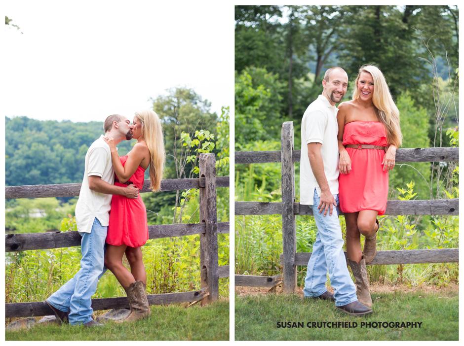 Sandy Springs Engagement Photographer