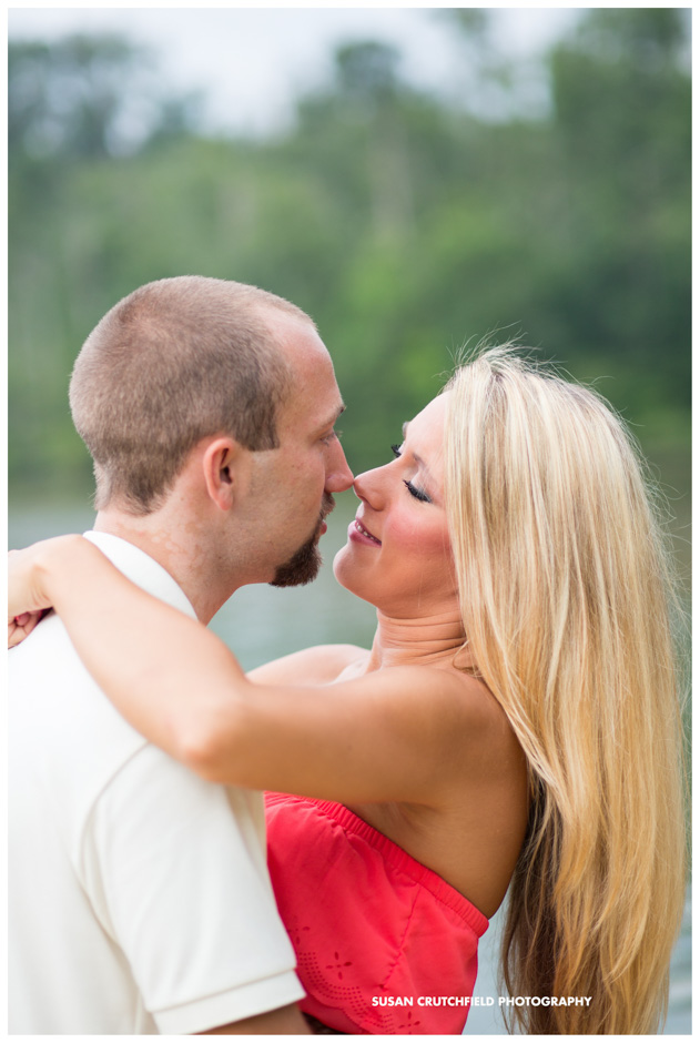 Sandy Springs Engagement Photography