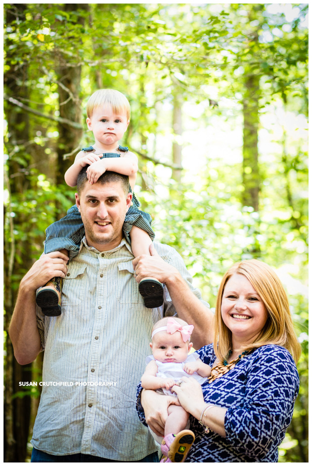 Fayette County Family Photographer