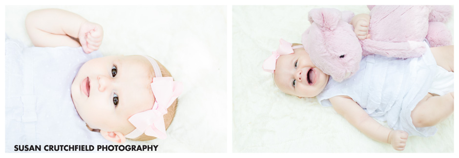 Fayette County Three Month Photographer