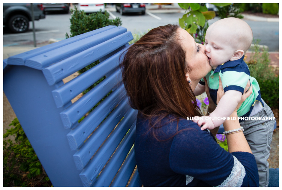 Atlanta Mother and Son photography