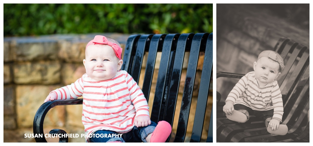 Norcross Six Month Photographer