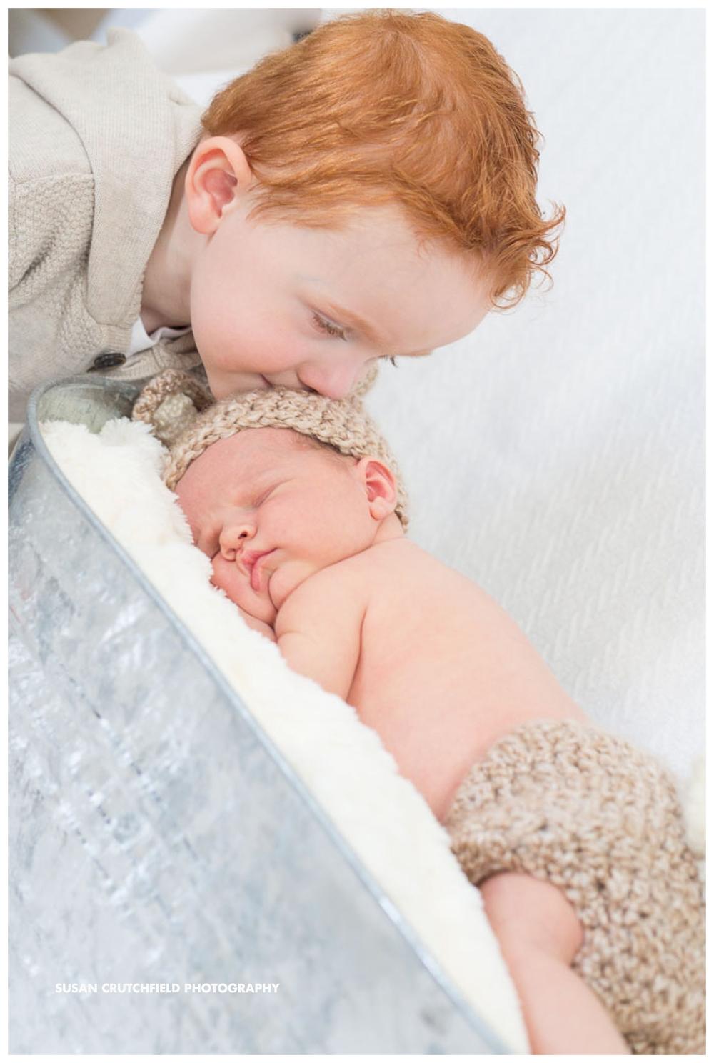 Fayetteville Newborn Photography