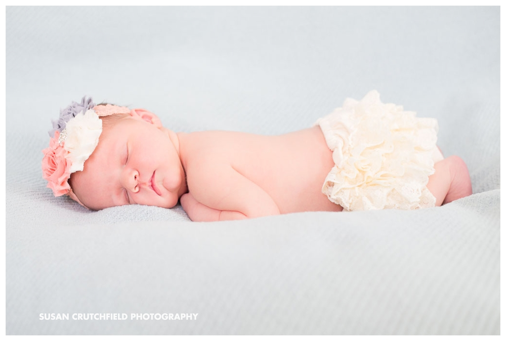 Fayetteville New Baby Photographer