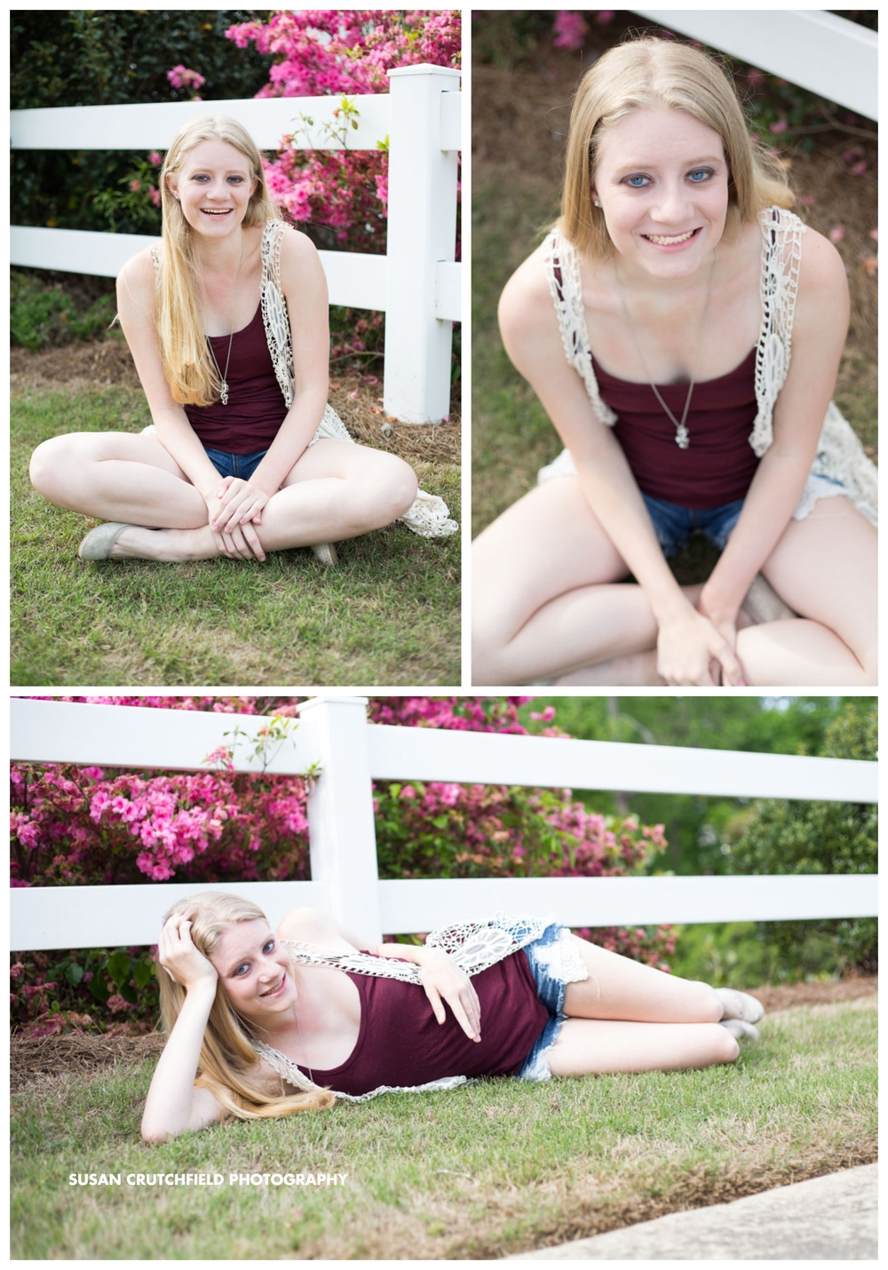 Lawrenceville Senior Photography