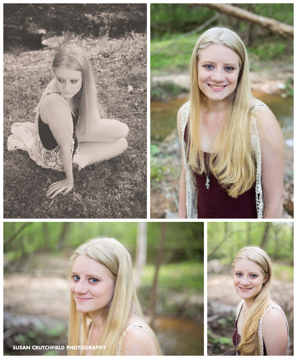 Gwinnett County Senior Photography