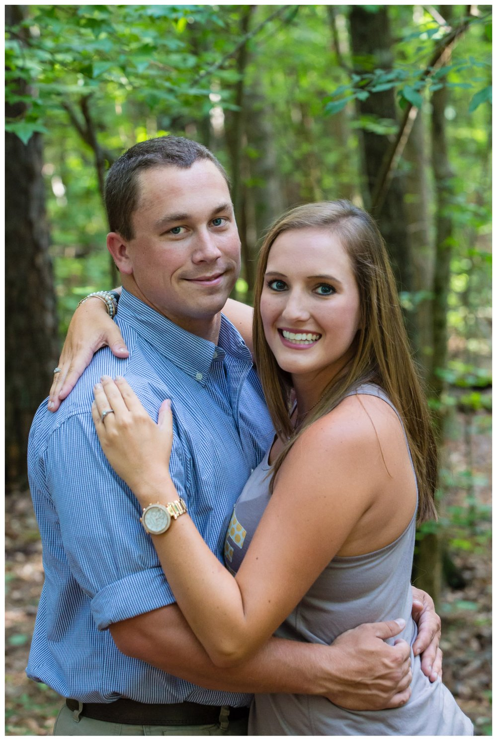 Peachtree City Engagement Photographer