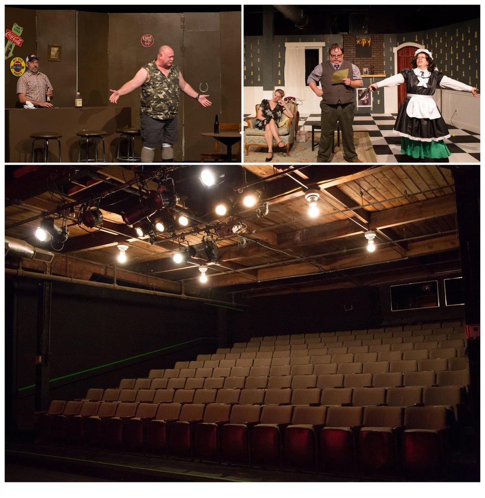 Newnan Portrait Photographer Newnan Theatre Company