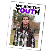 WE ARE THE YOUTH BOOK