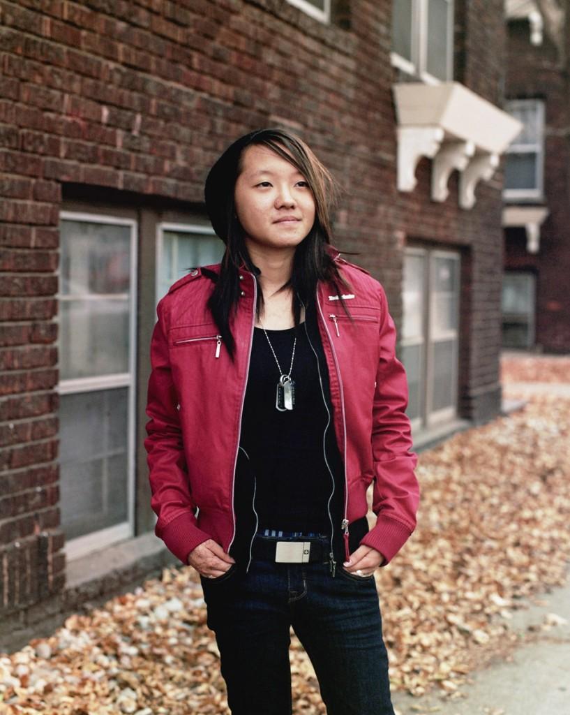 Kendra, 17, St. Paul, MN