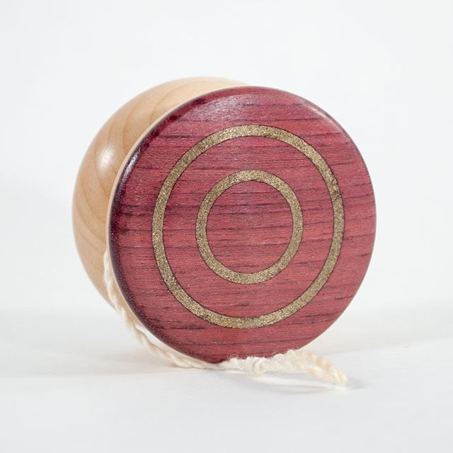 Only one Two Rings Currier is left in our direct store and three left over on @yoyoexpert these are the very last we'll be making in this style - What inlay should we do next?