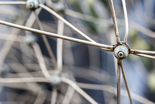 In this photo, the center of the wheel is situated on the right third of the composition.  It isn't necessarily an exciting subject, but you make it more interesting by the placement as opposed to having the subject set in the center.