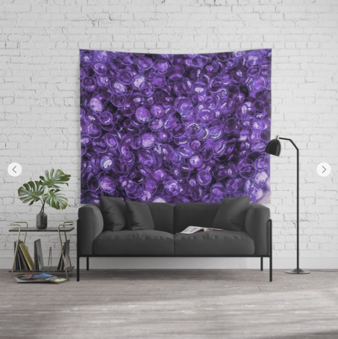 Wall Tapestries - Not just for walls (but for couches and beds too).  Find amazing designs here!
