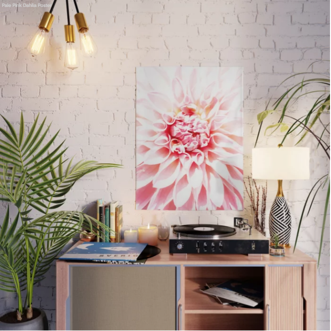 Wall Art  - a poster of your favorite flower