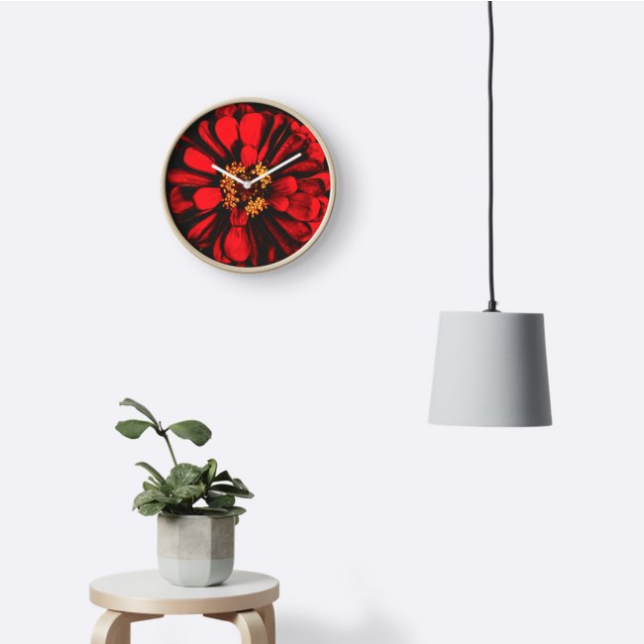 Clocks - You may not be able to stop time, but you can sure design it so it looks pretty.