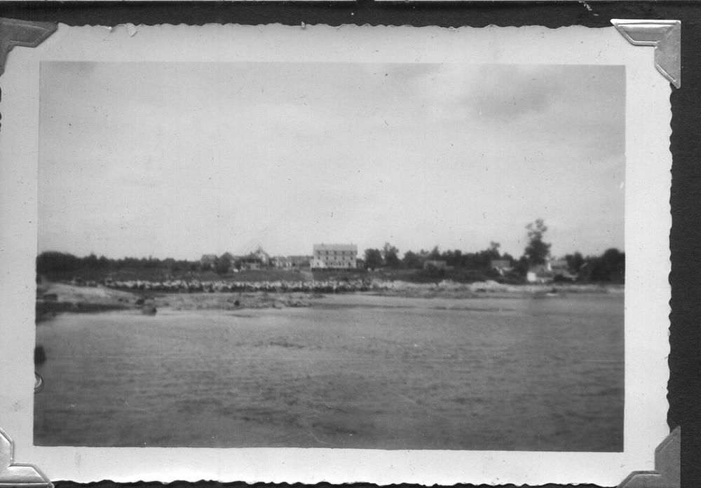 undated view from the quarry on Clark Island