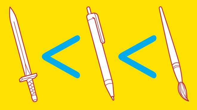 Para quem é da área de tecnologia, fazer desenhos simples e usar post-its pode parecer out, mas com meu core skill (vide T-shapped professional ) de tecnologia, minha caneta (específica para desenhos) não sai mais do meu bolso. Thanks @dan_roam for remember me of my cognitive powers!   Fontes:  RT @armano: Wired: the power of visual thinking.  veja o artigo em  http://www.wired.com/magazine/2010/09/st_thompson_visual/