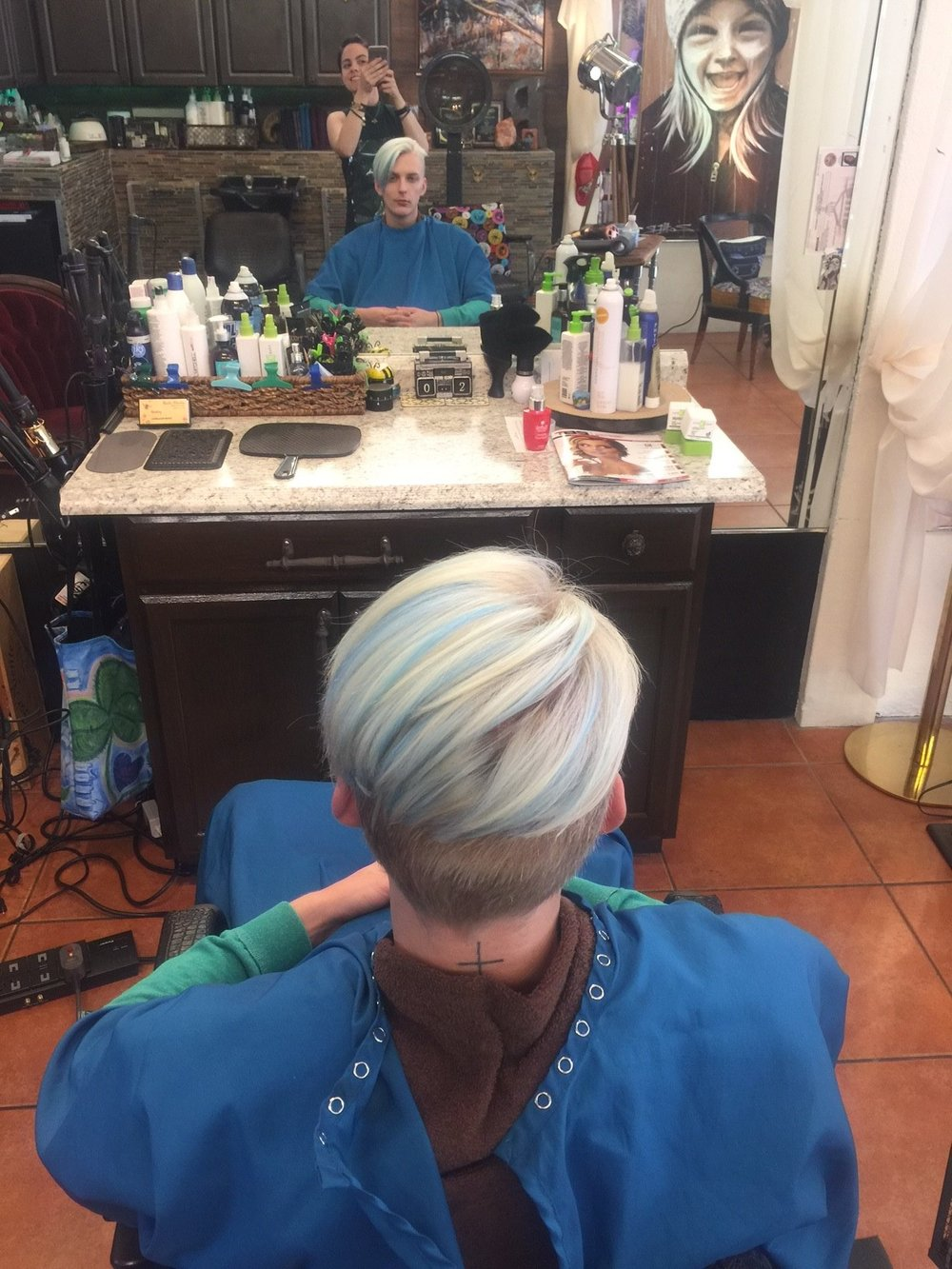 Ready to add a little bit of excitement into your life? Come on down to Roots Studio Naples where we can help add that colorful flare you have always been missing.