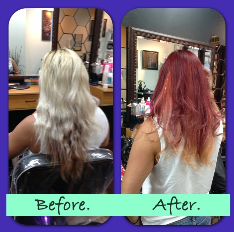 Problems With Hair Color? - We can fix it